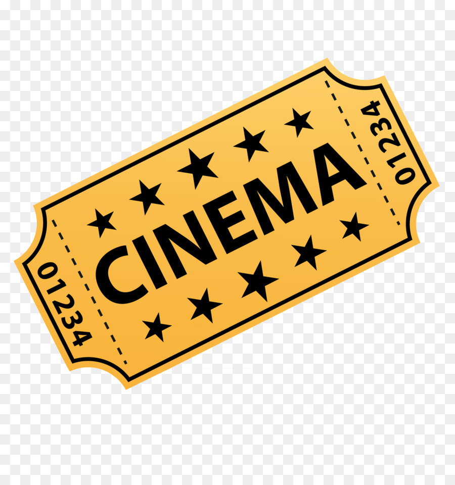 Cinema Ticket Png & Free Cinema Ticket.png Transparent.