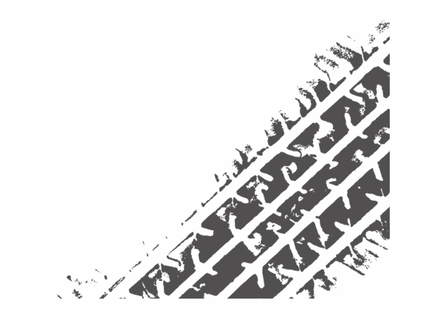 Jeep Tire Tracks Png Black And White Download.