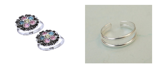Toe Rings for Sale Now in Online Web Stores Worldwide.
