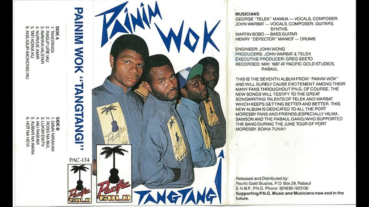 PAINIM WOK Band \