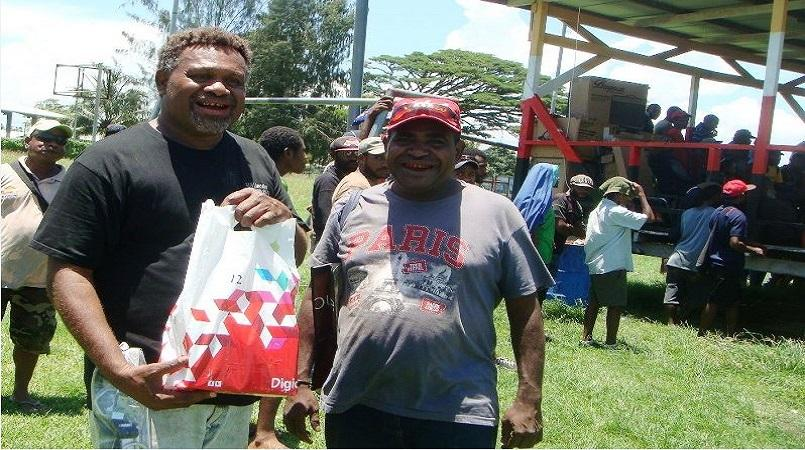 PNG music royalty join NRL in the Park.