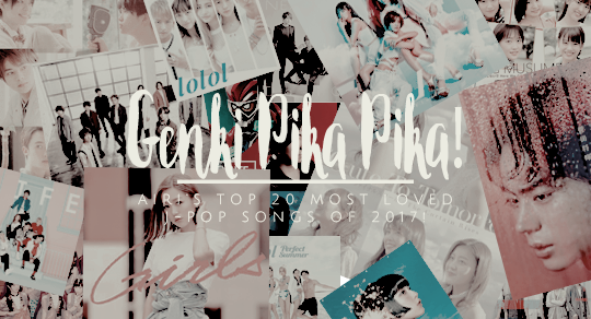 Airi\'s Top 20 Most Loved J.