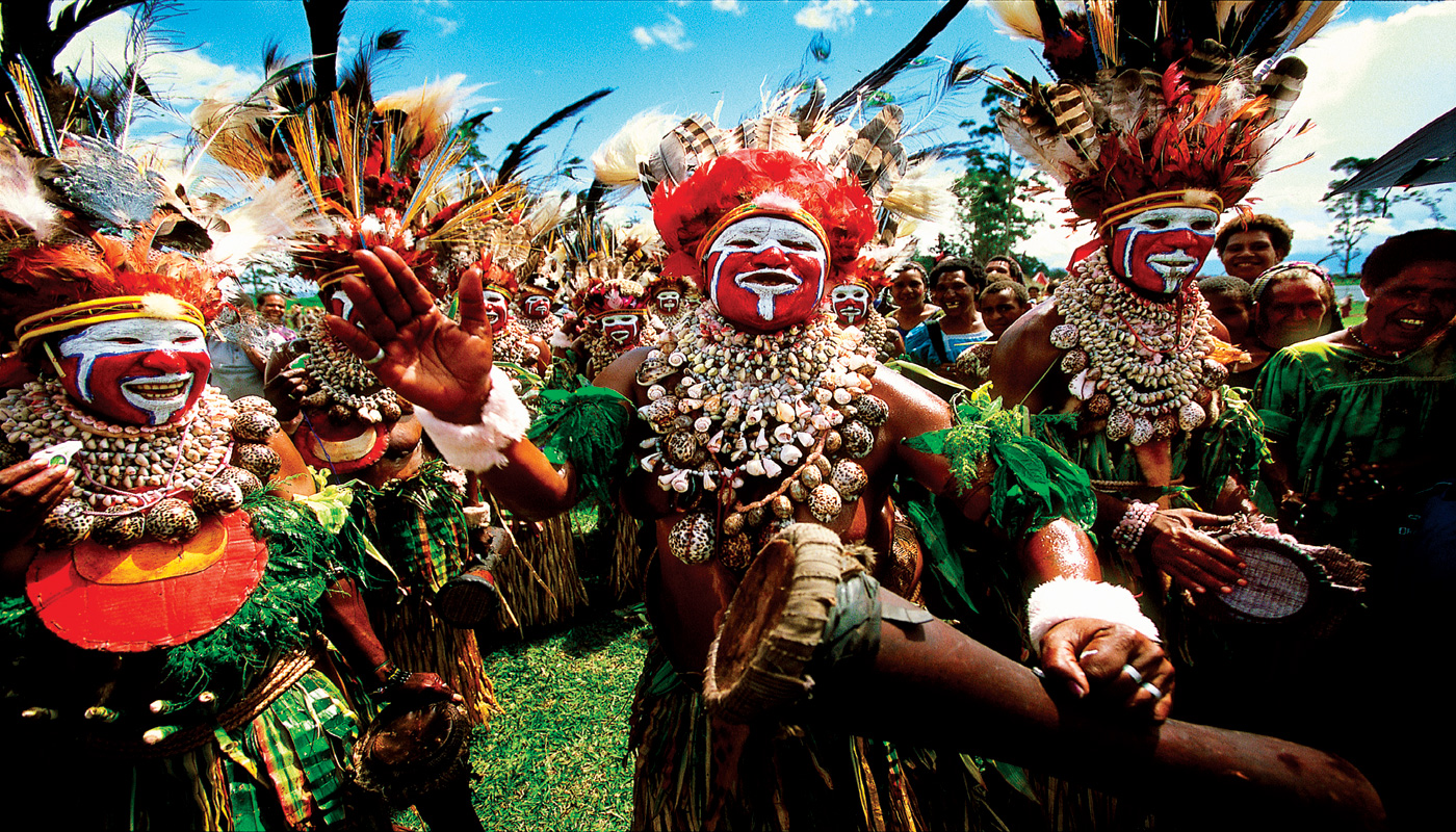 Contact the Papua New Guinea Tourism Promotions Authority.