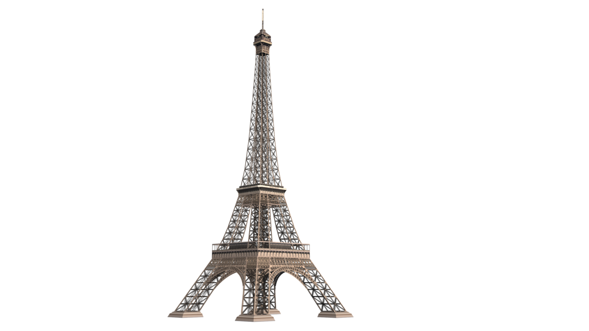 Download Eiffel Tower PNG HD 1.