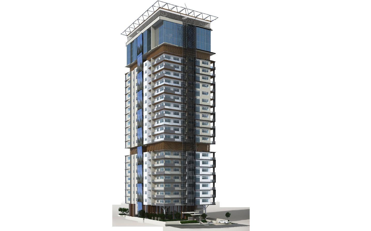 Download Building Transparent PNG 081.