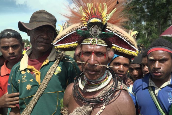 PNG election: Chaos and colour as Papua New Guinea votes.