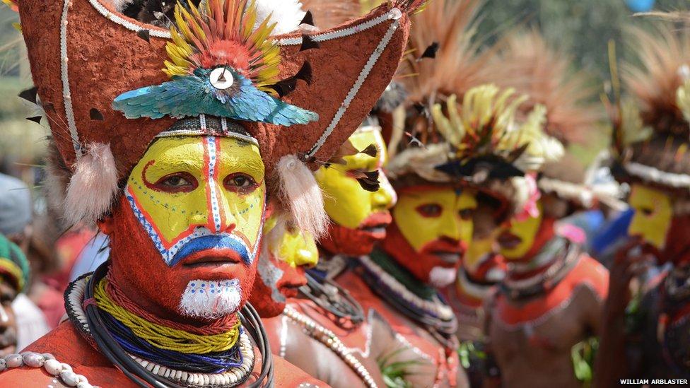 Papua New Guinea, PNG #44720.