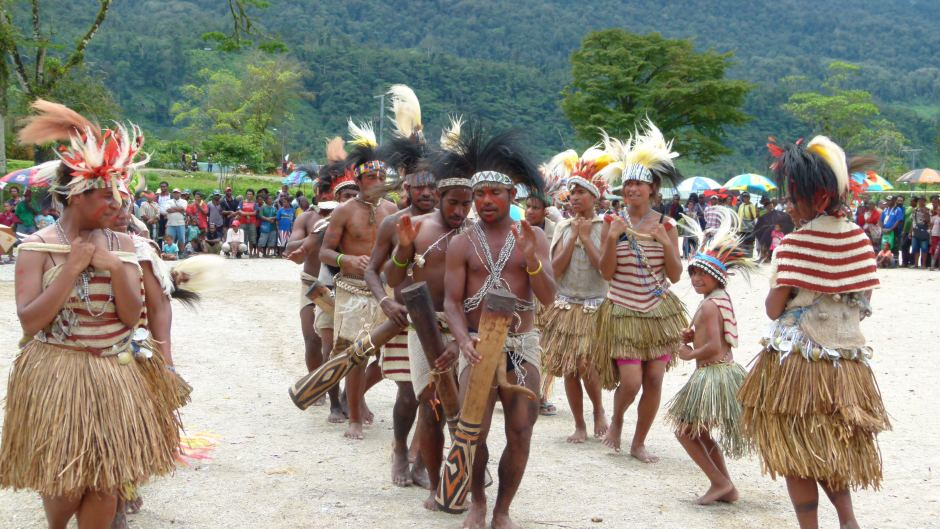 Festivities mark 37th anniversary for PNG.