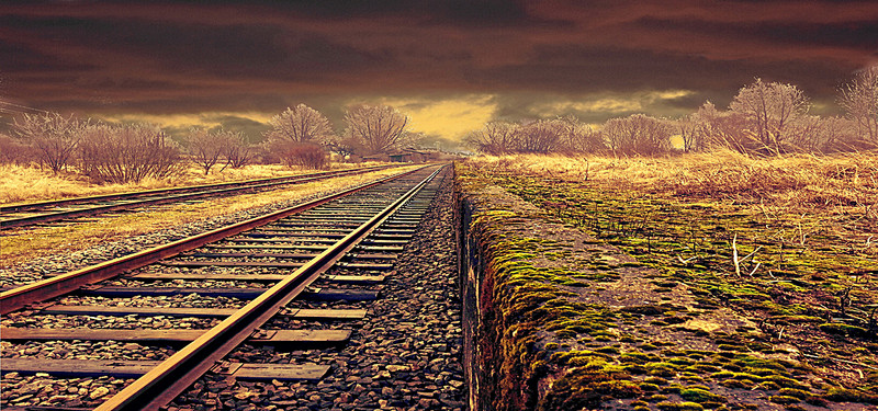 Train Track PNG HD Transparent Train Track HD.PNG Images.
