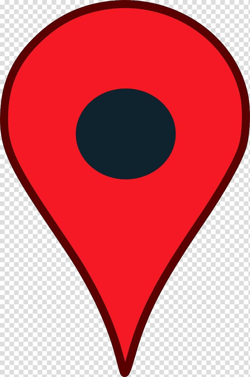 Red Location logo, Google Map Maker Google Maps pin, Pin.
