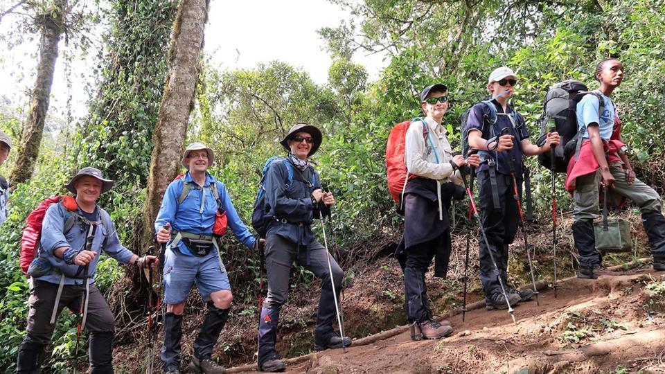 Kilimanjaro Trekking Adventures.