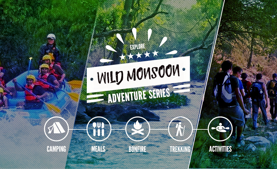 24 Thrillophilia Reviews for Wild Monsoon Adventure Series.