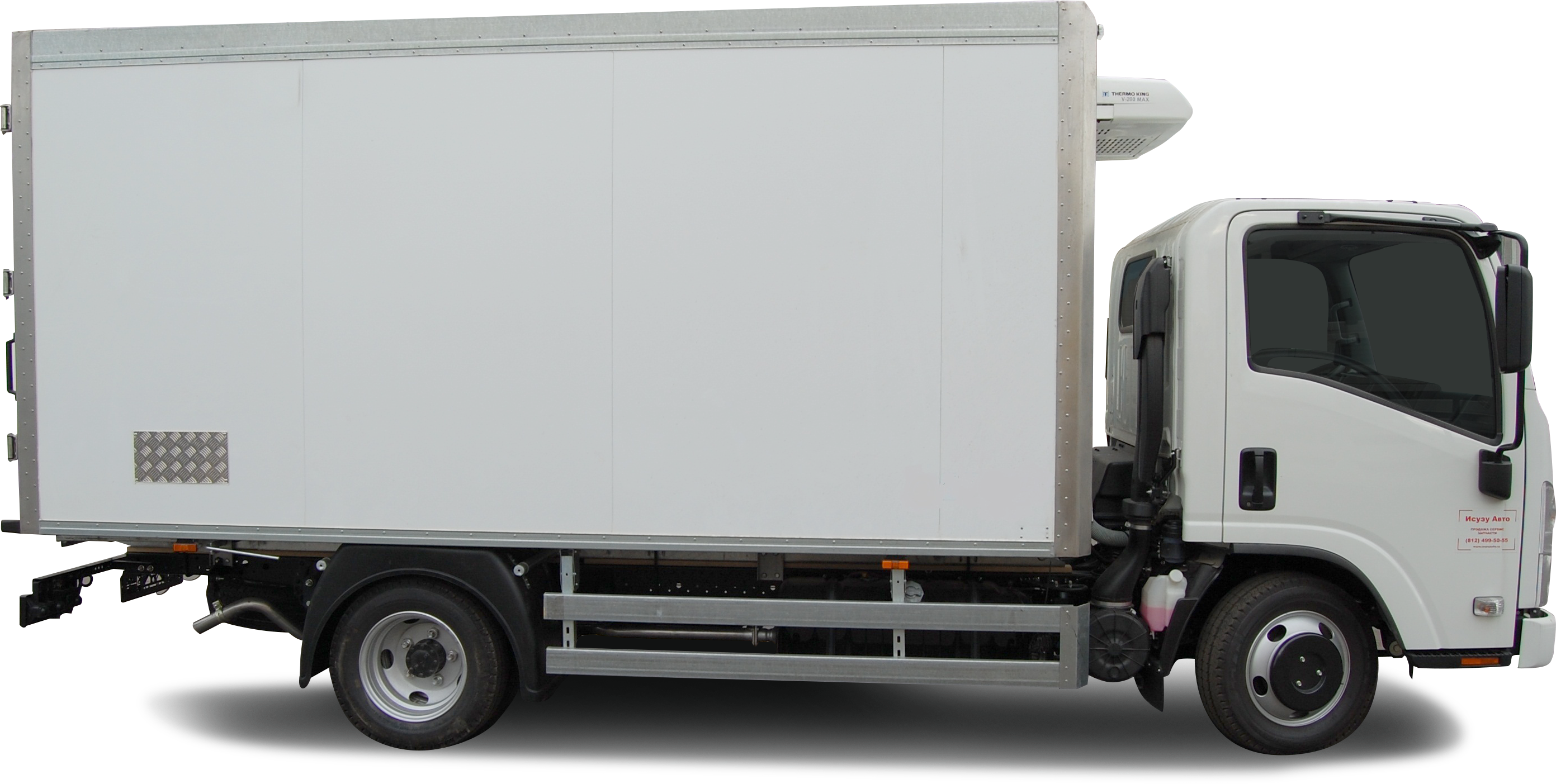 Truck Png.
