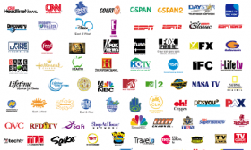 14 PNG TV Channel Icons Download Images.