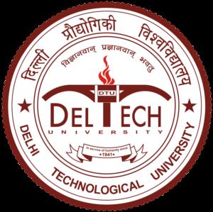 Delhi Technological University.