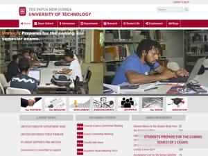 Papua New Guinea University of Technology.
