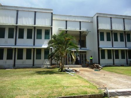 PNG University of Natural Resource and Environment.