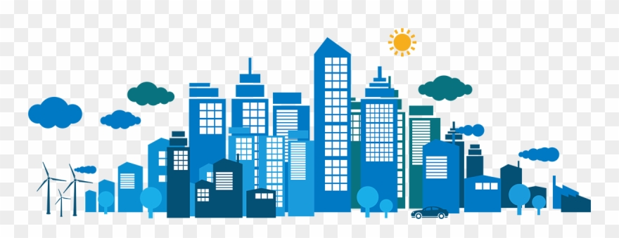 Cityscape Png Uses.
