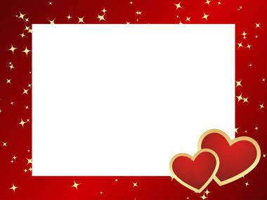 Valentines Frame.