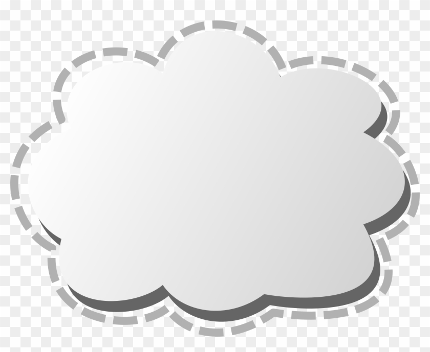 Free Vector Graphic Of A Gray Internet Based Computing.