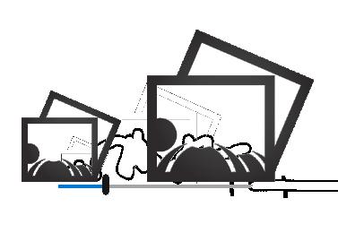 Foto\'s verkleinen in Windows 10.