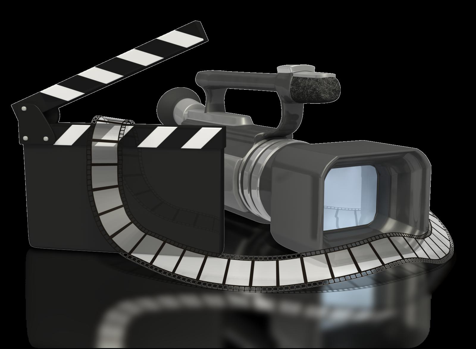 Download Video Camera Free PNG Image.
