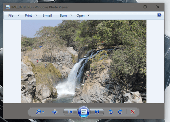 How to Get Back Windows Photo Viewer in Windows 10.