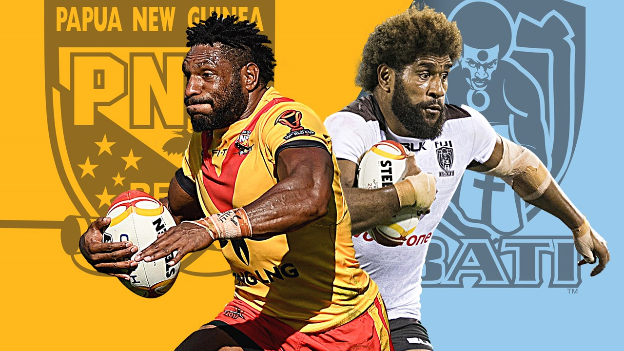 Papua New Guinea v Fiji preview: Pacific Test Invitational.