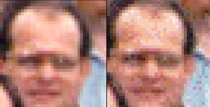 JPG vs. GIF.