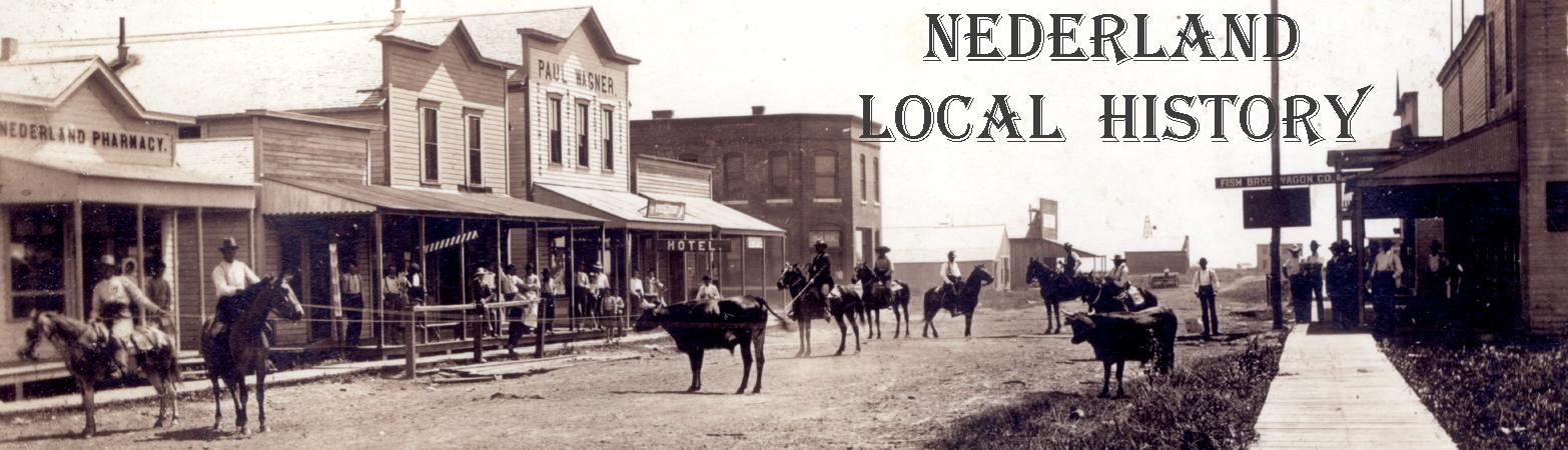 Local History & Genealogy.