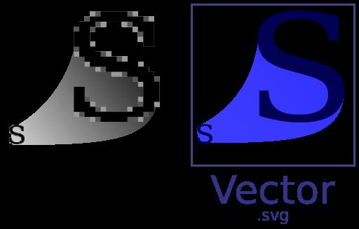 File:Bitmap VS SVG.svg.
