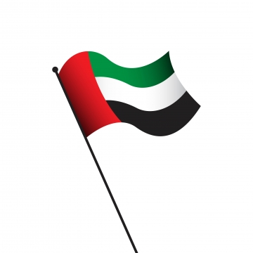 Uae Flag Png, Vector, PSD, and Clipart With Transparent.