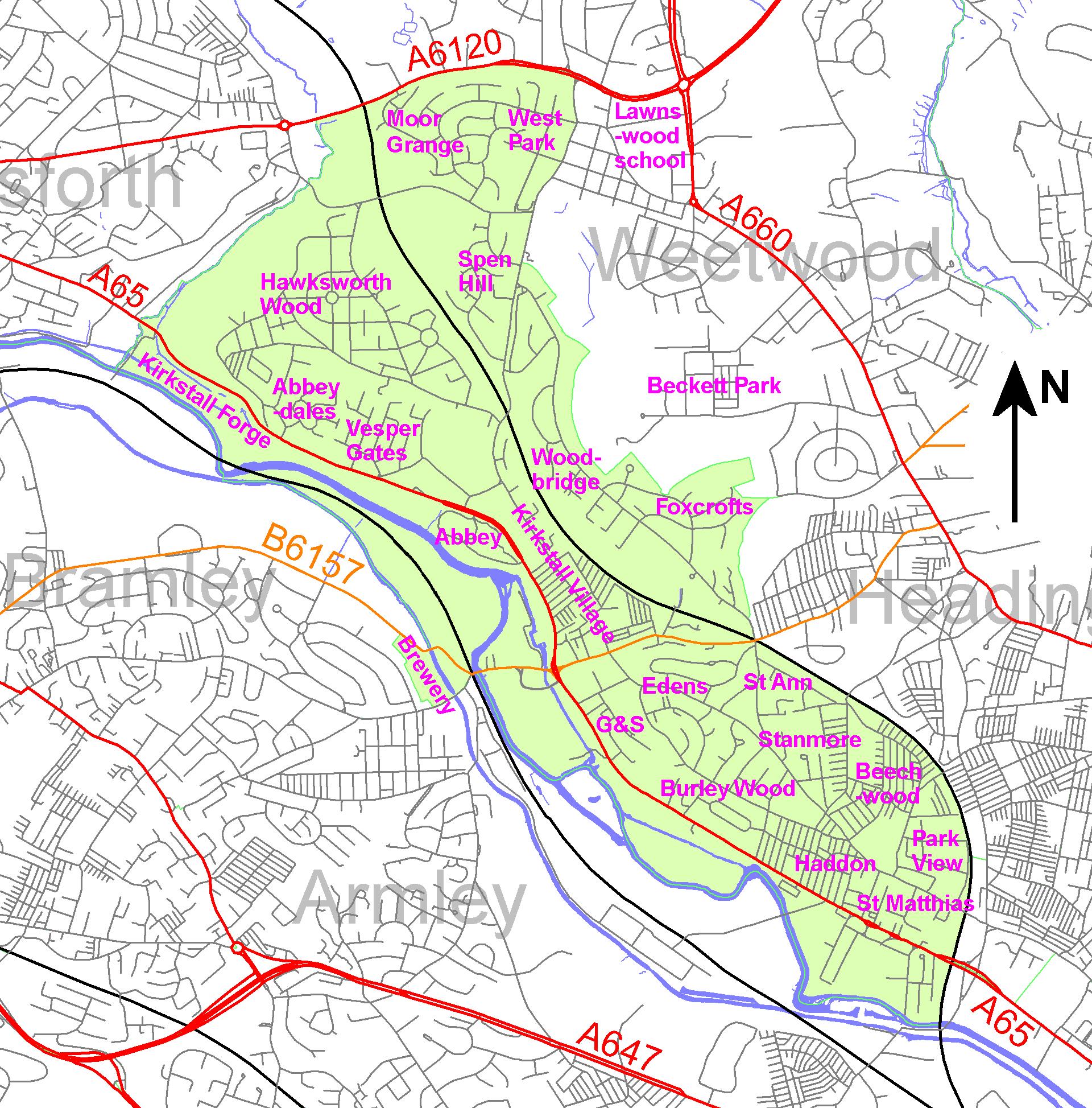Kirkstall Neighbourhood Plan.