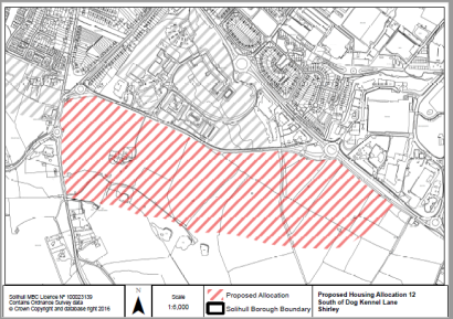 LOCAL DEVELOPMENT PLAN REVIEW and CHESWICK GREEN.