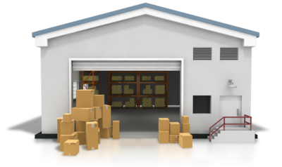 Download Warehouse PNG Clipart For Designing Projects.