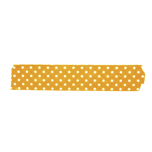 Gold Washi Tape Png Vector, Clipart, PSD.