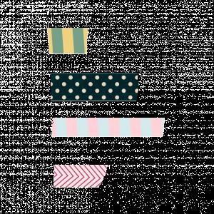 free digital washi tape #digiscrap #pariskit #printable.