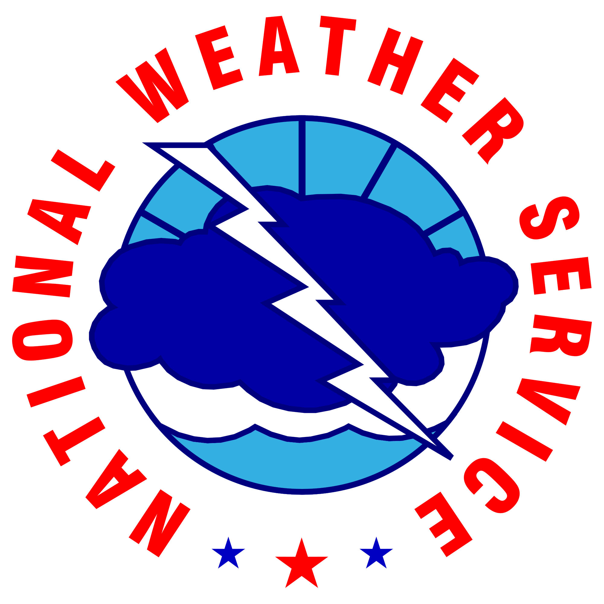 National Weather Service.
