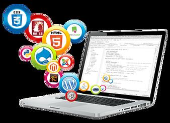 Web Design PNG.