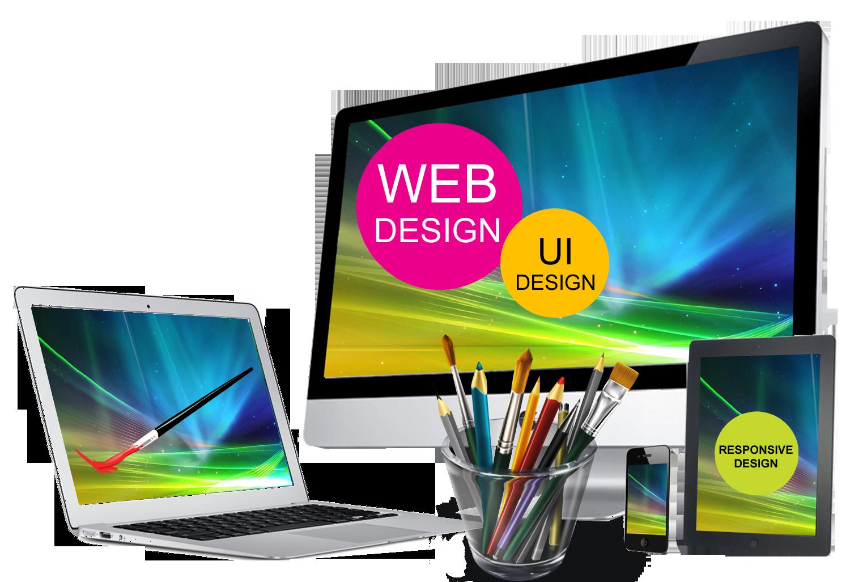 Web Design PNG Images Transparent Free Download.