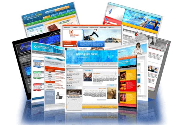 Web Templates, Static Web Templates.