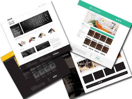 Responsive Website Templates and Scalable Email Templates by.