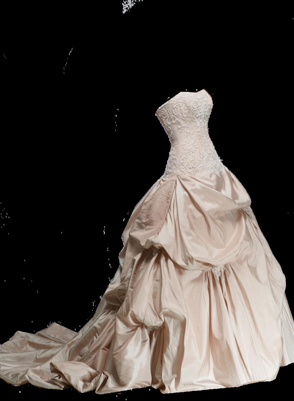 Download Wedding Dress Transparent Image HQ PNG Image.