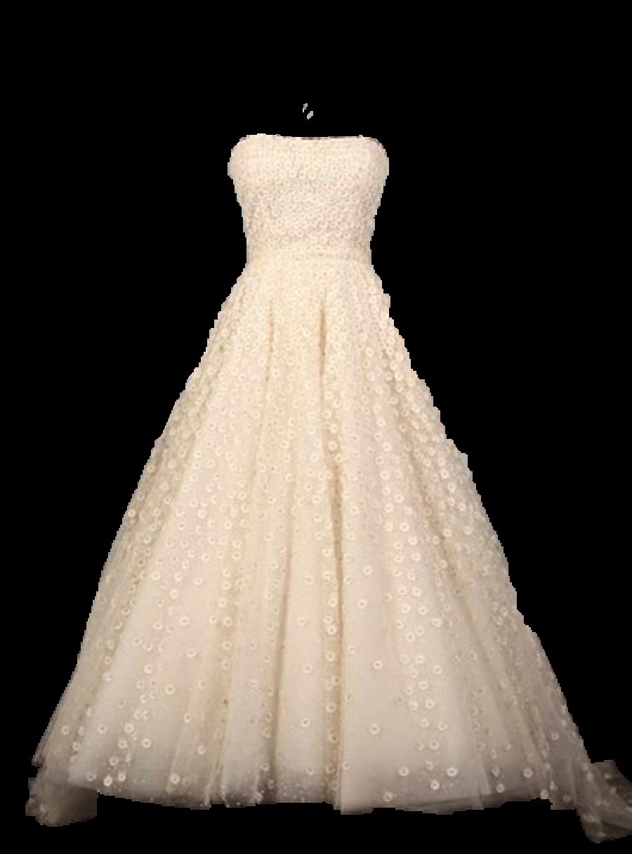 Download Wedding Dress HQ PNG Image.