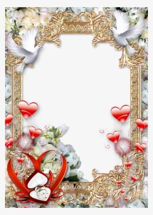 Wedding Frame PNG, Transparent Wedding Frame PNG Image Free.