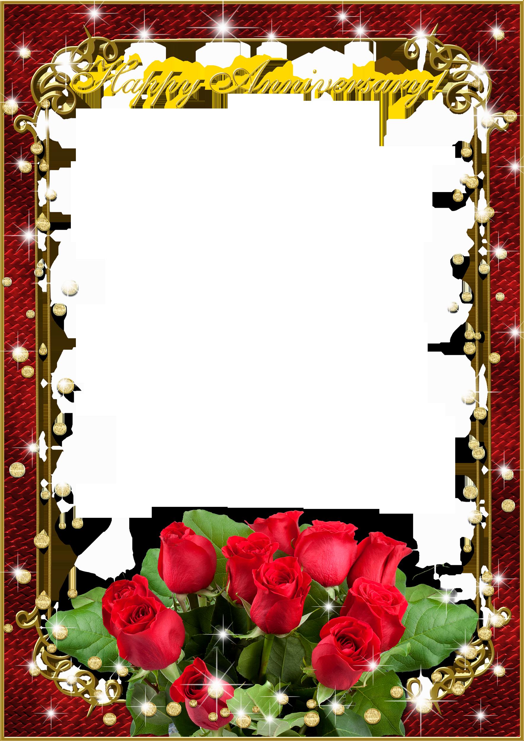 Flower frame png.