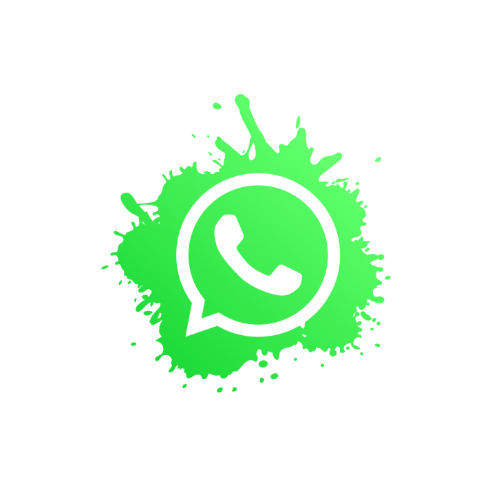 Splash Whatsapp Icon PNG Image Free Download searchpng.com.