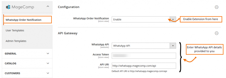 WhatsApp Order Notification Ultimate.