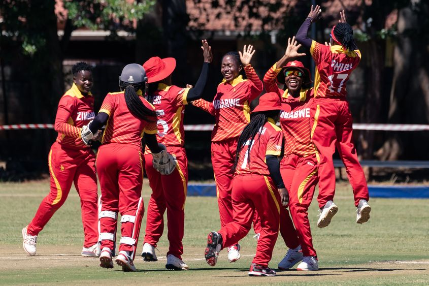 PNG and Zimbabwe secure spots in Women\'s T20 and Cricket.