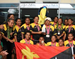PNG Women\'s Cricket Team to Ruffle Feathers come Pacific.